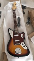Wholesale New Cnbald Jaguar Electric Guitar Top Quality In Sunburat 180410