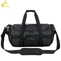 FREE KNIGHT Large Capacity Oxford Cloth Waterproof Outdoor Sports Gym Hiking Bag With Shoulder Strap Workout