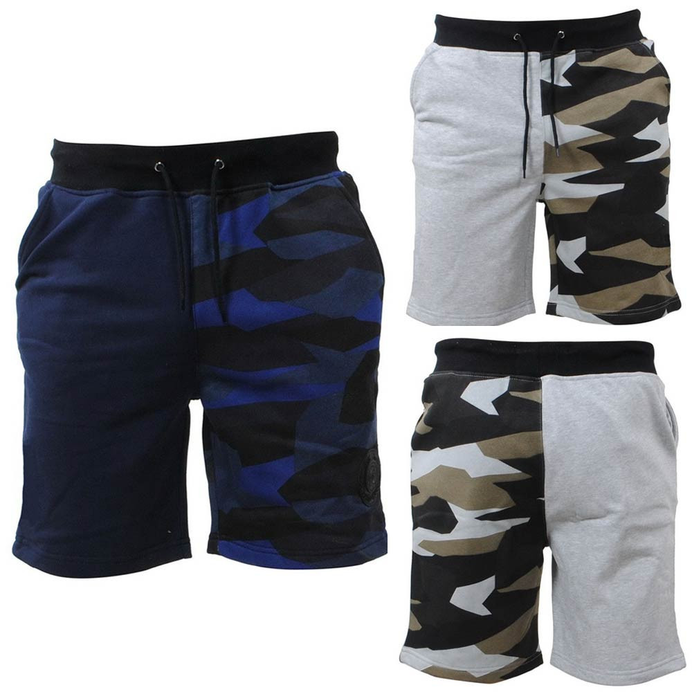 New Hot Fashion Fashion Men Camouflag Casual Pocket Beach Work Casual Short Trouser Shorts Pants For Male Drop Shipping