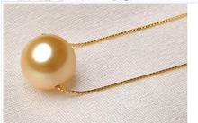 Eternal wedding Women Gift word 925 Sterling silver real natural big gift pearl pendant S925 Si