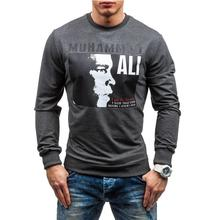 ZOGAA New Spring Fashion O-Neck Slim Fit Long Sleeve T Shirt Men Trend Casual Mens T-Shirt 4 Colors Shirts Tops Hot Sale 2019