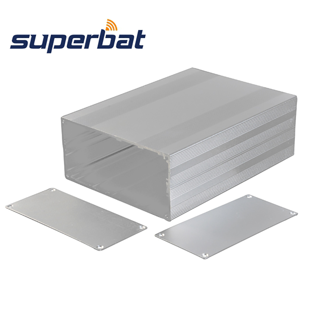 Superbat 2.685.71*7.87Super Aluminum Project Box Enclosure Case Circuit Board PCB Instrument Amplifier Electronic 68x145x200mm