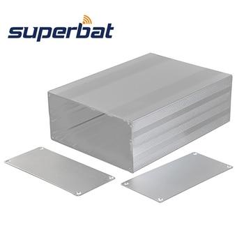 2.68″*5.71″*7.87″ Super Big Aluminum Project Box Enclosure Case Circuit Board PCB Instrument Amplifier Electronic 68x145x200mm