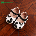 0-2Years Old Newborn Baby Shoes Soft Bottom Spring Summer Female Baby Toddler  Princess Shoes Children Girl PU Leather Walkers