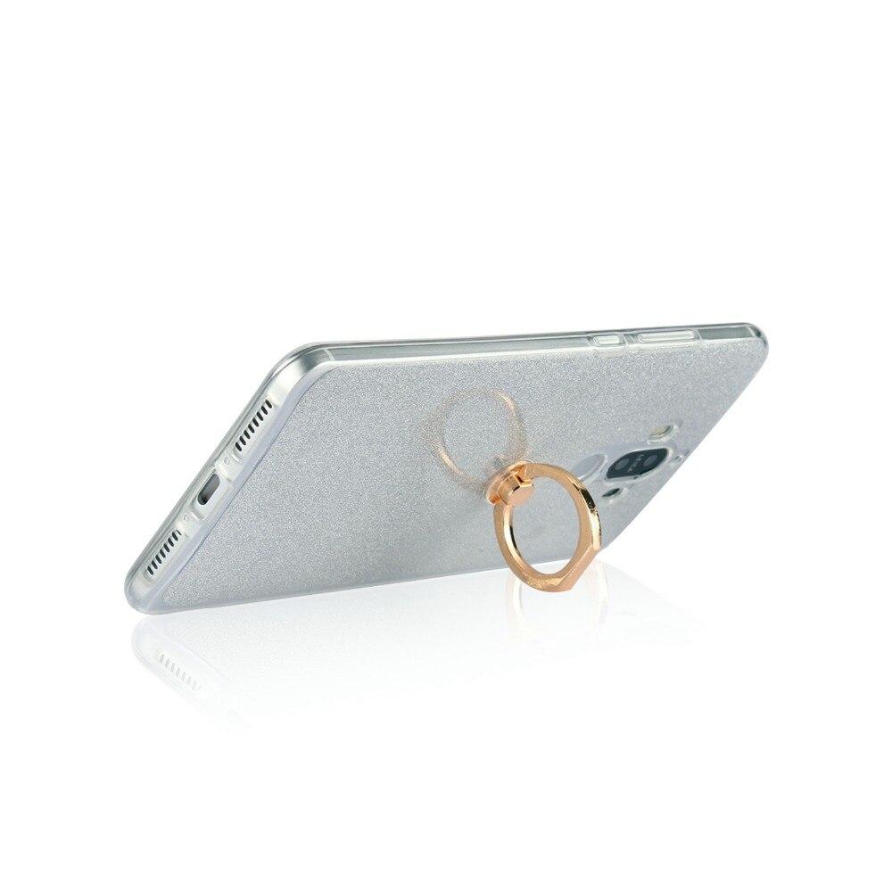 Funda de teléfono ultradelgada suave TPU Kickstand Finger para - Accesorios y repuestos para celulares - foto 2