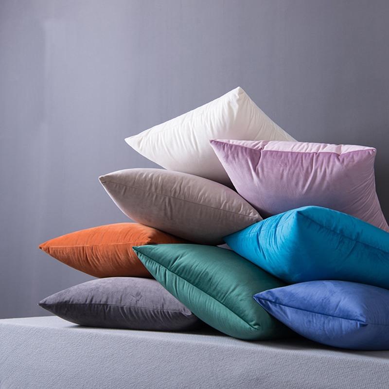 Aliexpress Com Buy Solid Velvet Fabric Soft Comfortable