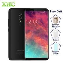 "UMIDIGI S2 6,0 ""4G Smartphone Android 6.0 4 GB RAM 64 GB ROM 5100 mAh Handys Helio P20 1440×720 P 5MP + 13MP Dual SIM Handy"