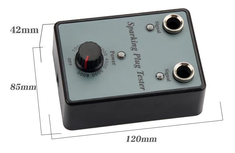 HTB1LzyybfvsK1RjSspdq6AZepXao Dual Hole Car Spark Plug Tester Ignition Plug Analyzer Diagnostic Tool Automotive Spark Plug Detector