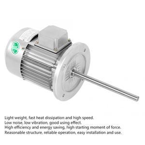 Image 5 - 220/380 V KL 370 Motor Trifásico 370 W Liga de Alumínio Habitação 3 Fase Do Motor 1400 rpm