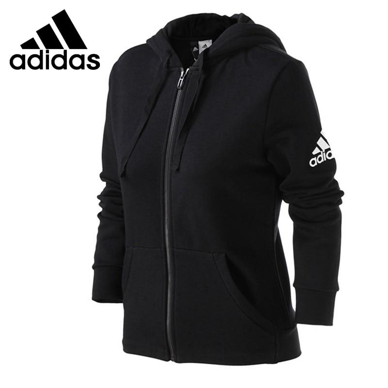 Original New Arrival 2018 Adidas ESS SOLID FZ HD Men's jacket Hooded Sportswear original new arrival 2017 adidas performance ess wind jacket men s jacket hooded sportswear