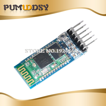 50pcs/lot HC-05 HC 05 RF Wireless Bluetooth Transceiver Slave Module RS232 / TTL to UART converter and adapter