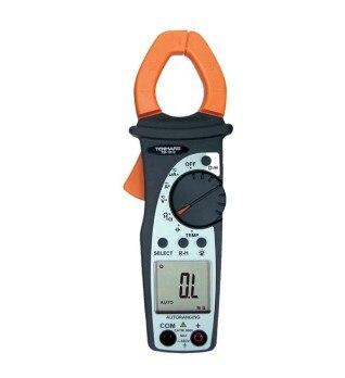 TENMARS TM-1016 AC-HVAC 3 3/4 Clamp Amperemeter AC/DC Voltage TesterTENMARS TM-1016 AC-HVAC 3 3/4 Clamp Amperemeter AC/DC Voltage Tester