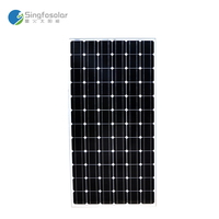 New Arrival Solar Panel 200W Monocrystal Solar 24V Battery Charger Solar Panels For Sale Marine Yacht Boat Caravan Camping