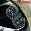 Chave Botão de Controle Da Roda de Direcção do carro Sem Fio com Backgroung Luz Para Carro Android DVD/Leitor de Navegação GPS Bluetooth Do Telefone