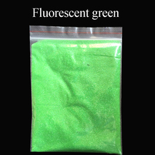Collorful glitter fluorescent green applied in printing ink paint cosmetics plastic leather handicrafts ornaments toys coating phone case wood leather card metal glass plastic printing uv ink with factory price