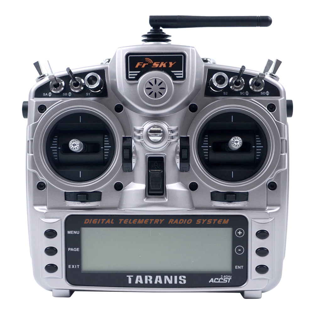 FrSky X9D Plus Transmitter 2 4G 16CH ACCST Taranis not including battery