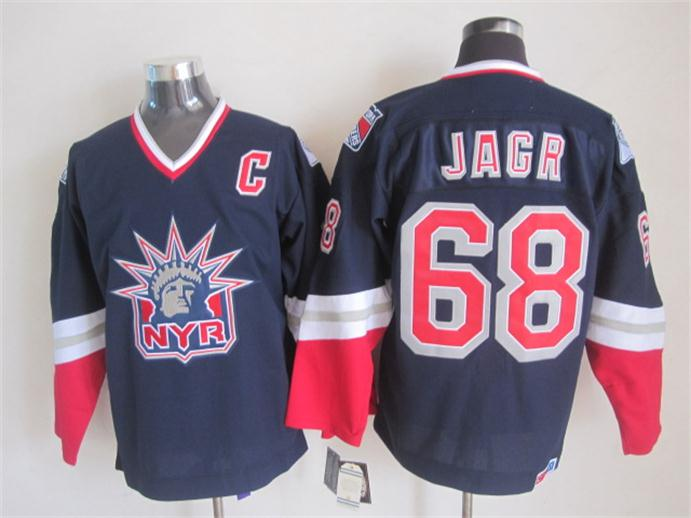 68 Jaromir Jagr NEW YORK Lady Liberty MENS Hockey Jersey Embroidery Stitched Customize any number and name68 Jaromir Jagr NEW YORK Lady Liberty MENS Hockey Jersey Embroidery Stitched Customize any number and name