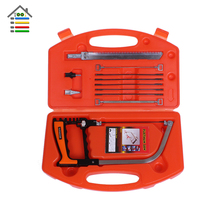 11 in 1 Magic Saw Hand DIY Saw Hand Saws Cutting Metal Wood Glass Plastic Rubber with replacement Blades