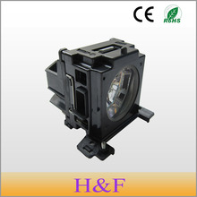 2pcs lot DT00757 Compatible Replacement Projector Lamp Uhp Light Bulb With Housing For Hitachi Proyector Proyector