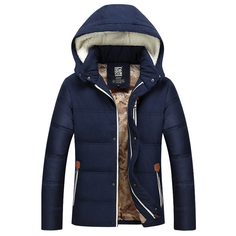 Men's Winter&Autumn   Down   Jacket   Coat   New Parkas Men Warm Men's   Coat     Down   Jacket
