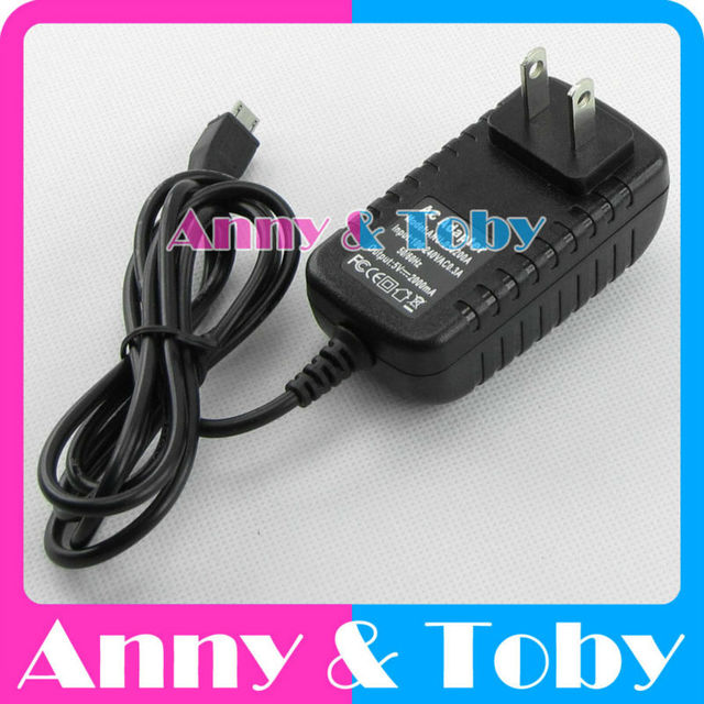 US Plug: 5V2A 5V/2A Ras PI2 Raspberry PI 2 Power Adapter AC/DC Charger PSU Power Supply Unit Power Source Banana PI BPI M1/M1+