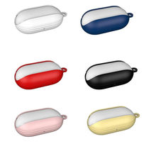 2019 New for Samsung Galaxy Buds Silicone Cover Case Earphone Pouch Dust-proof Protective hot sell airpod case full cover(China)