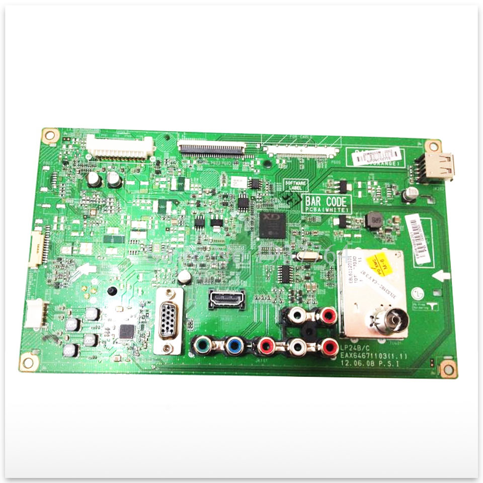 Original for 32LS310C-CA 32LS3100 main board EAX64671103 (1.1) original binding l32p60fbd main board 40 ms8102 maa2xg screen t315xf03