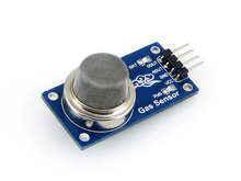 Modules Waveshare MQ-2 Gas Sensor Module LP, Propane, Hydrogen Detection Sensor Gas Detector Sensor Module for Raspberry pi