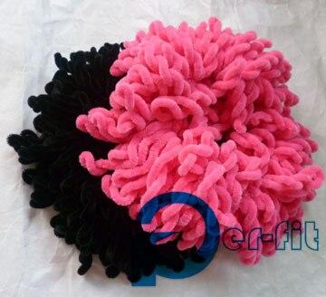 volumising scrunchie hair ring tie islamic khaleeji volumizer scrunchies hijab shaping 15pcs/lot free ship