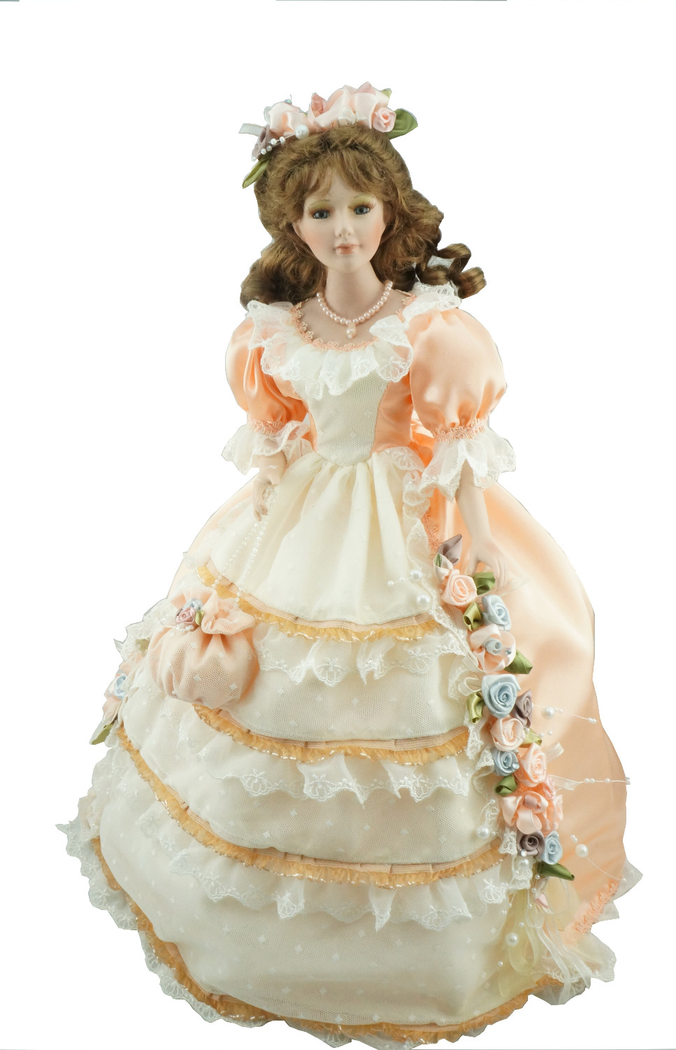 Cosette spinning music box home collection wedding dress for Box for wedding dress