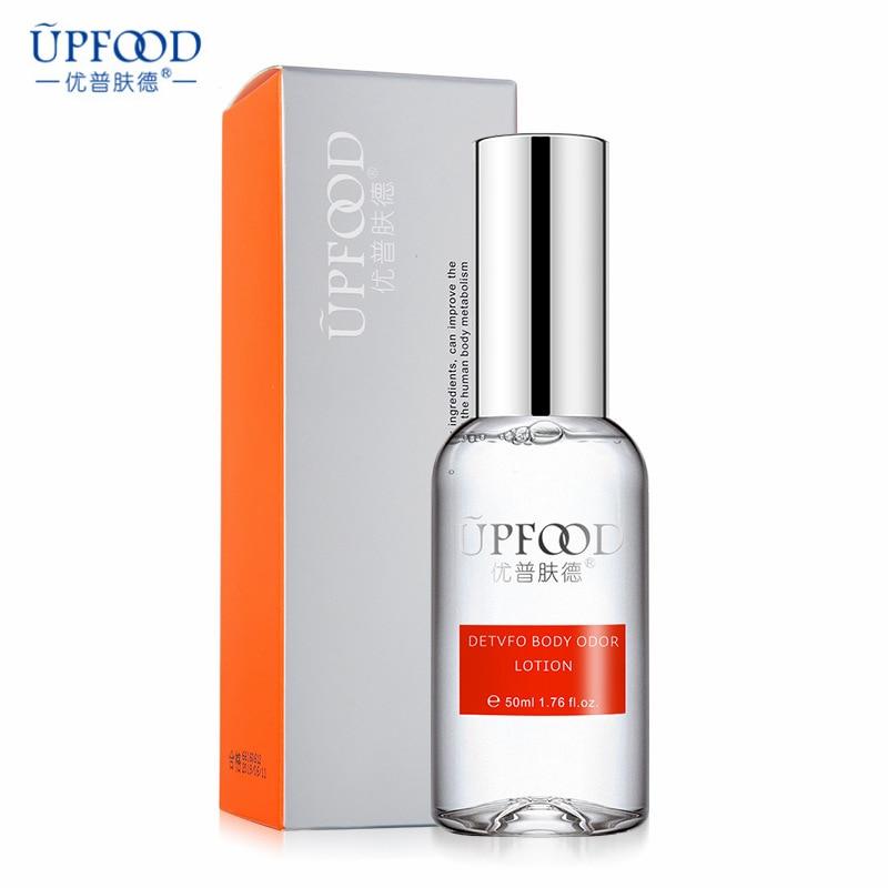 UPFOOD Remove Body Odor Water Herbal Effective Underarm Sweat Hircismus Cleaner Deodorant Antiperspirant Spray For Men And Women