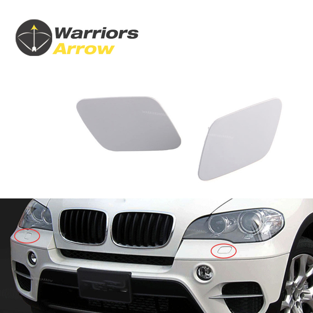 OEM 51657199142 Front Bumper headlight washer cover cap for BMW X5 E70 2007 2008 2009 2010 2011