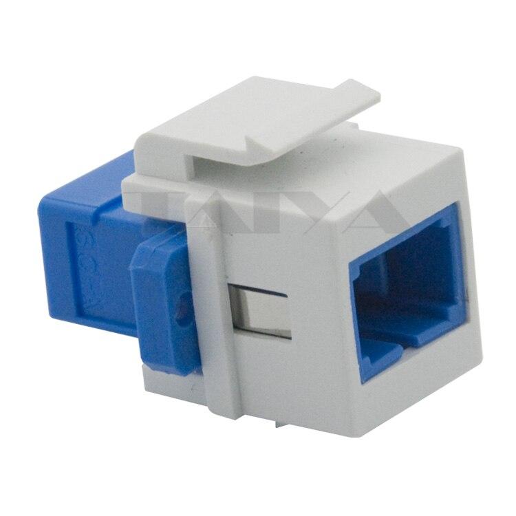 Keystone SC Fiber Connector