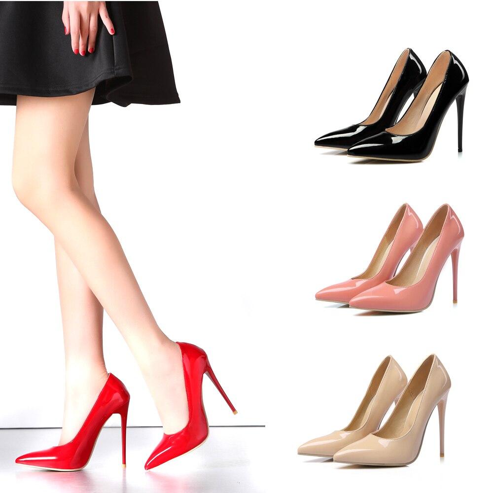 406da7c1380 TIMETANG 22cm Super High Woman Stiletto Heels Cross Dressing Shoes T ...