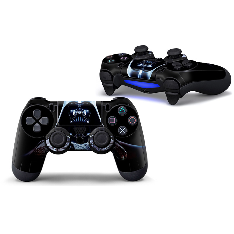 2PCS for ps4 controller games skin sticker
