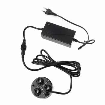 3 Head Mist Maker Atomizer Ultrasonic Air Humidifier Fogger Nebulizer EU/US Plug - DISCOUNT ITEM  17% OFF All Category