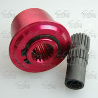 MOFE SPECIAL OFFER HIGH QUALITY 3 Holes Anti Theft Splined Steering Wheel Quick Release Hub