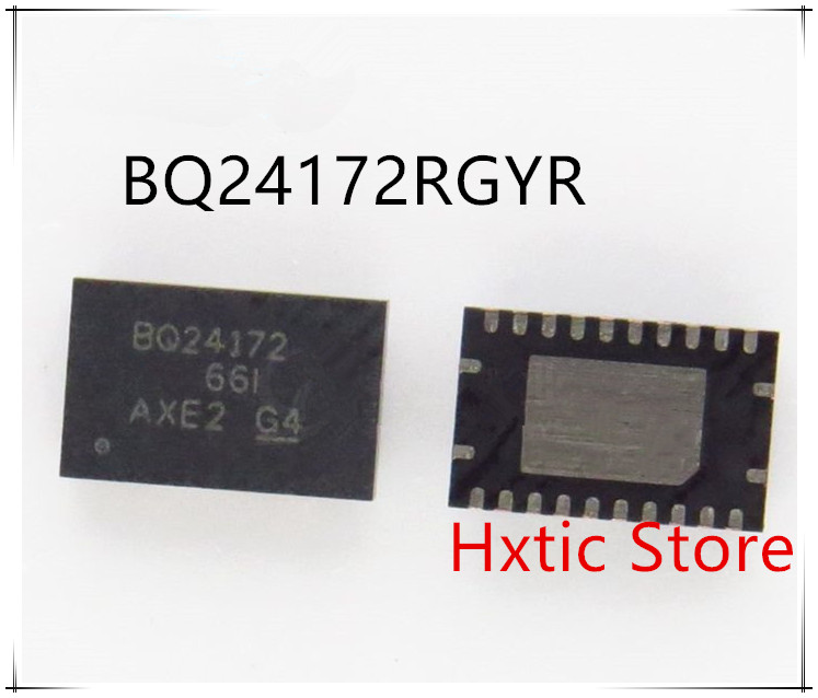 NEW 5PCS BQ24172RGYR BQ24172RGYT BQ24172 VQFN-24 IC