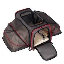 Переноска для домашних животных, автомобильное сиденье, переноска для собак, дорожная сумка для собак, удобная и удобная для использования на улице, на автомобиле для маленьких собак, Beagle Kitten