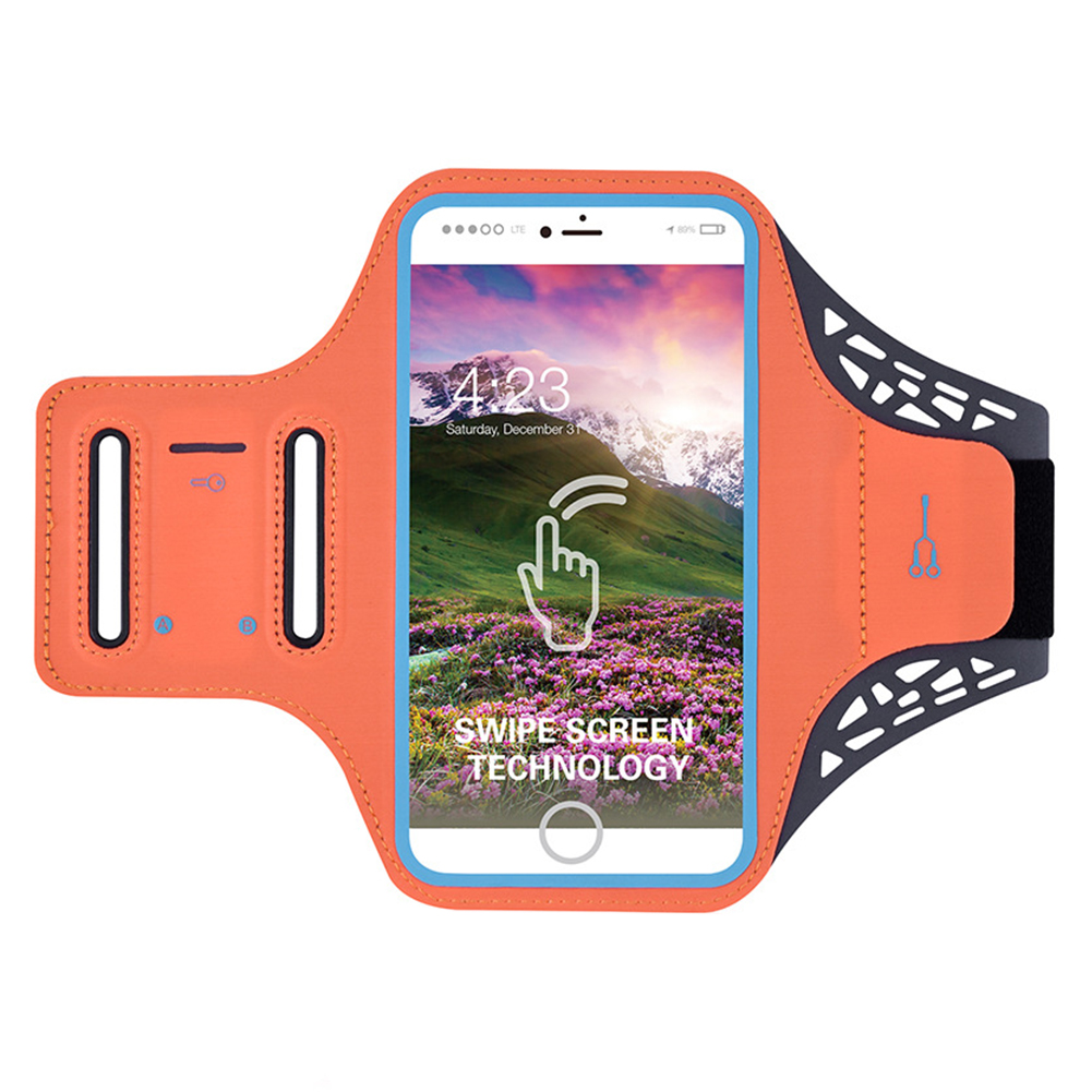 Mobile Phone Accessories Armbands Shockproof Phone Holder Bag Outdoor Sports Key Jogging Waterproof Gym Protect Running Exercise Cycling Armband Case Lightweight