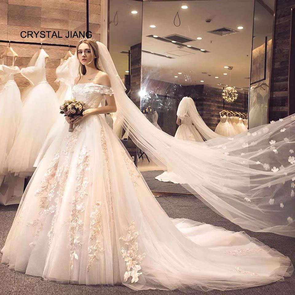 Most Beautiful Prom Dresses Ball Gown: Aliexpress.com : Buy Most Beautiful 2018 Vestido De Noiva