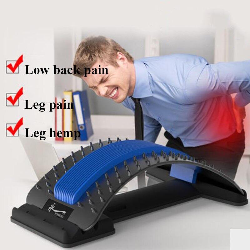 2017 Summer Hot Selling Lumbar Disc Lumbar Prolapse Traction Waist Strain Massage Home Appliance Cushions Spinal Belt Belt