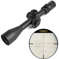 Victory V8 4 20x50 FFP Tactical Optics Riflescope Side Parallax Rifle Scope Hunting Scopes for Sniper Rifle Caza