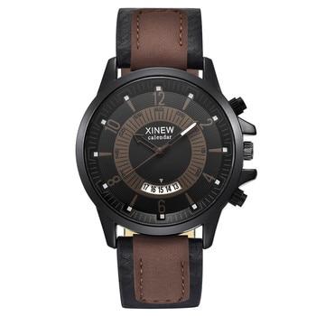 Vintage Quartz Watch Men Watches Top Brand Luxury Male Clock Business Mens Wrist Watch 2018 Reloj Hombre Watch Man Luxury new