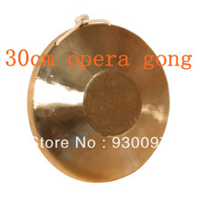 "100% handmade chinese traditional 12"" opera  GONG"