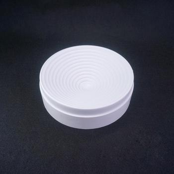 Matraz de plástico de 160mm de diámetro, Base de soporte para el cuidado de 50-500ml, matraz redondo de laboratorio
