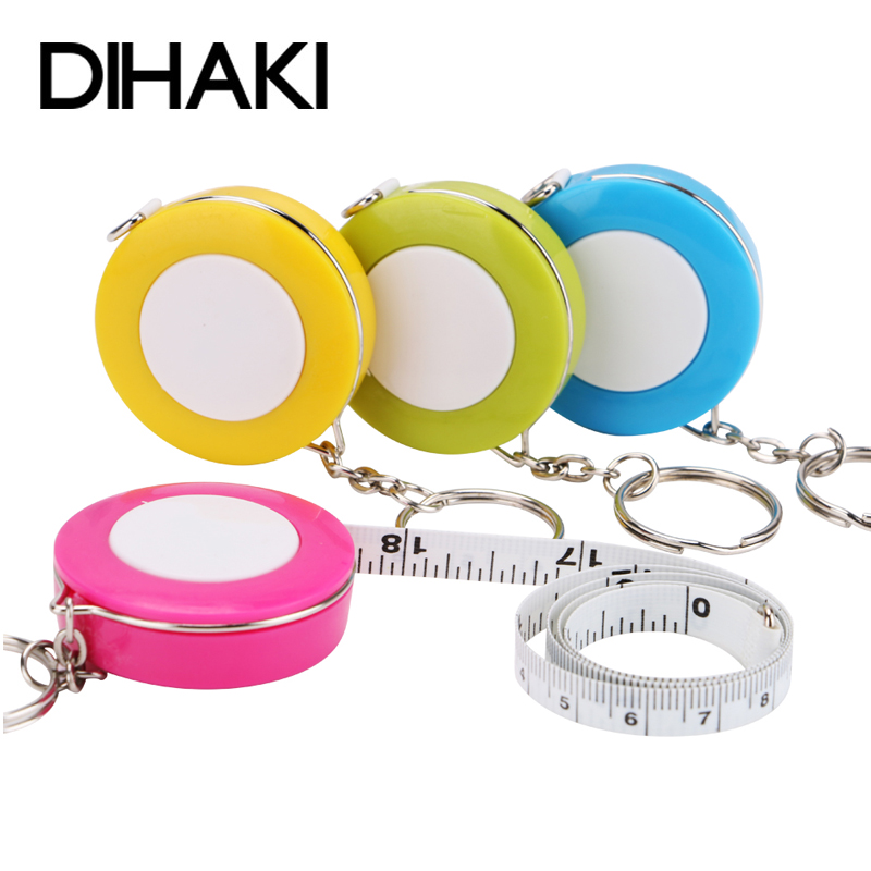 60-Inch Soft Fashion Pink /& Retractable Black Tape Measure Body Measuring Tape Set 2 Pack Tape Measure Measuring Tape for Body Fabric Sewing Tailor Cloth Knitting Craft Measurements Dual Sided Renewed