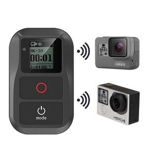 Image 2 - Mando a distancia impermeable para GoPro Hero 8, funda protectora y soporte remoto, Clip para cubierta para Go Pro Hero 5 6 7 8 Black Ses 4 3 + Max