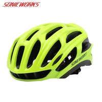 29 Vents casco de Bicicleta ultraligero casco de Bicicleta de carretera para hombres y mujeres casco de Ciclismo Caschi Ciclismo capacita Da Bicicleta SW0007