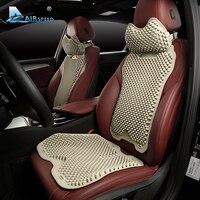Airspeed Silicone Car Pillows Car Neck Support Lumbar Support Cushions for BMW E46 E90 E60 E36 E39 F30 F10 F20 G30 Accessories